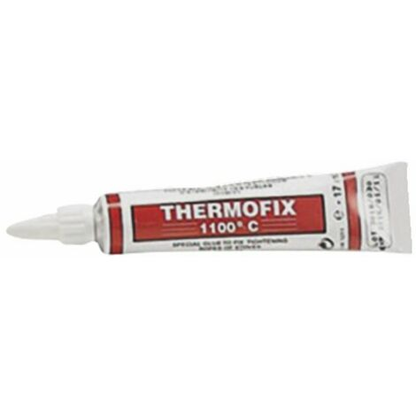 Colle réfractaire THERMOFIX 17ml - DIFF