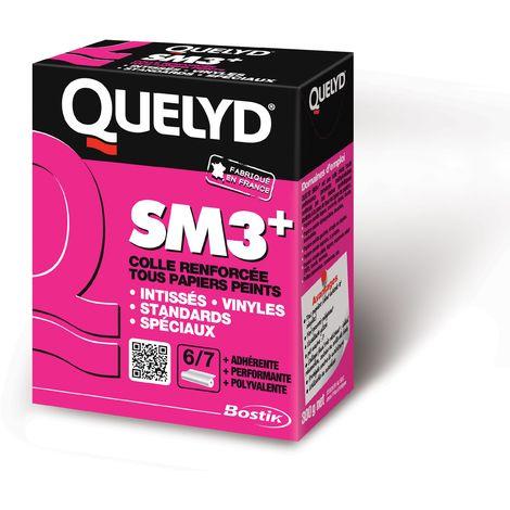 Colle renforcée tous papiers peints Quelyd SM3+ 500g