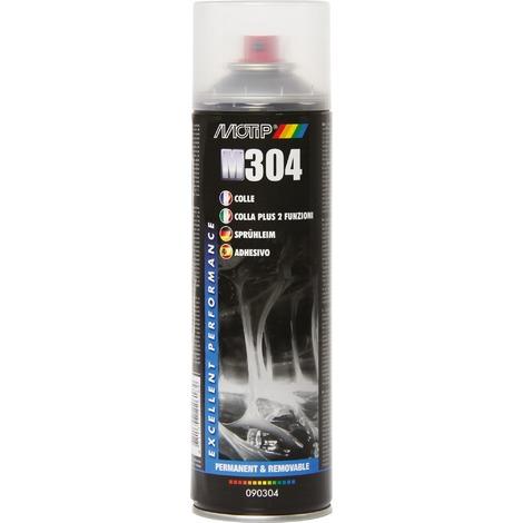Colle repositionnable Motip - Aérosol 500 ml