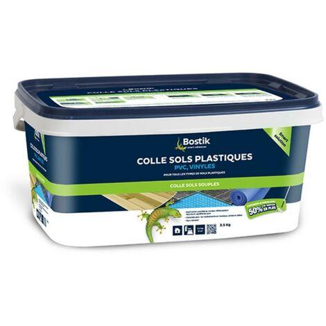 Colle sols plastique PVC & Vinyle 3,5kg