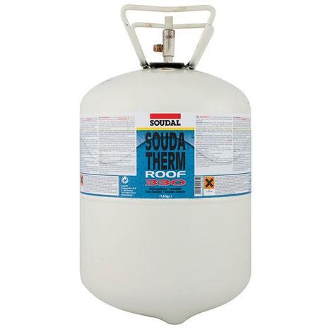 Colle Soudatherm 330 (120m²) EPDM pour isolant - canister de 10.4 kg - 124159