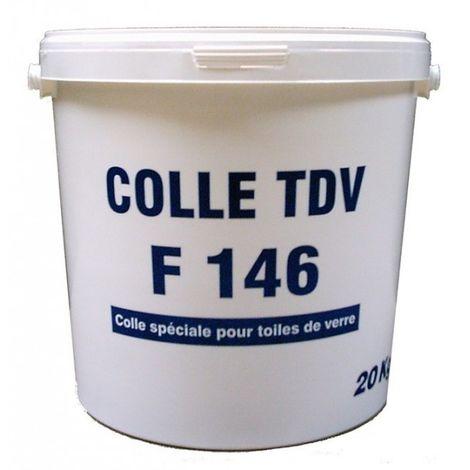 Colle spéciale toile de verre TDV F146 20kg