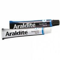 Colle 'standard' 2x100ml en tube ARALDITE - plusieurs modèles disponibles