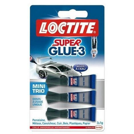 Colle super glue 3 mini trio