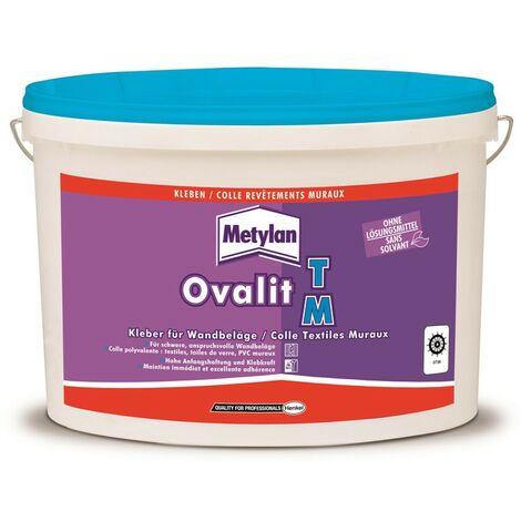 Colle textiles muraux Ovalit TM