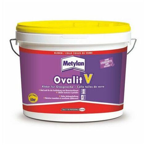 Colle toile de verre Ovalit V