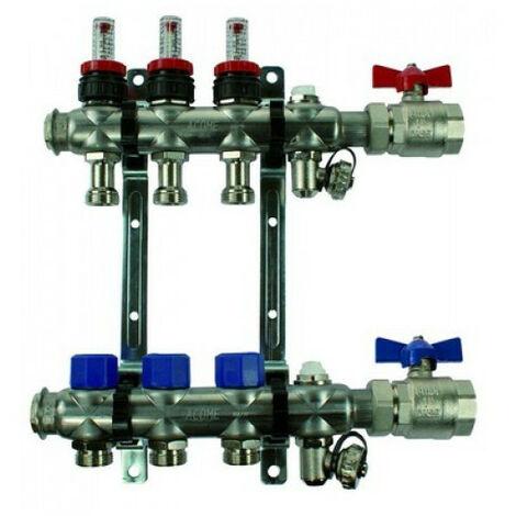 COLLECTEUR ACIER INOX 3C ACOME 524823
