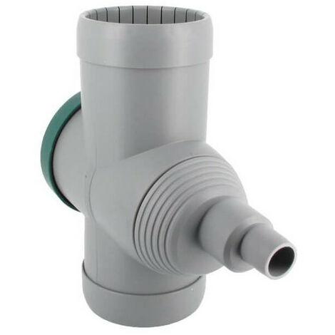 Collecteur Filtrant Eau de Pluie 3P Filtre Inox