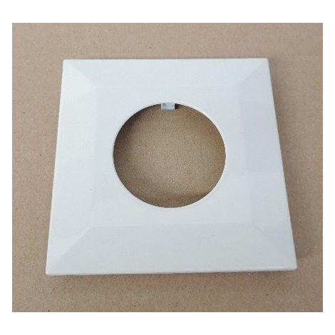 Collerette carrée couleur blanc pour spot encastré HALERS H2 BEZEL (HLL3147V2 OU HLL3169V1) COLLINGWOOD BEZELSQWH