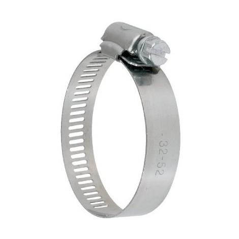 Collier à bande perforée w4 largeur bande 13 mm bg 25 40 - 60