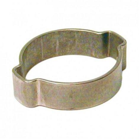 Dimensions 23-27 x 9 mm Vendu par 10 Collier /à 2 oreilles standard W1 Ace