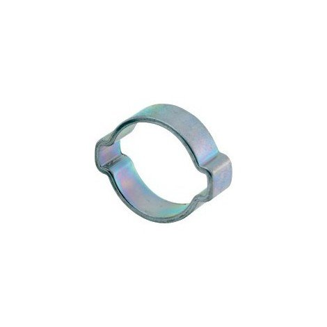 Collier a oreilles W1 9mm plage de serrage 25-28mm (Par 100)