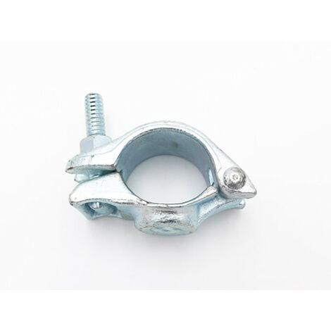 Collier acier forgé avec boulon (49mm, 60mm) Lot de 5 pièces 60mm