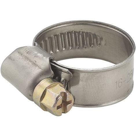 Collier acier largeur 12mm serrage