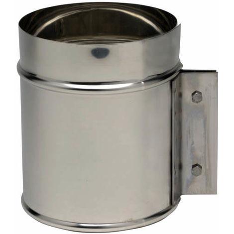 Collier de départ pour tubage inox O125