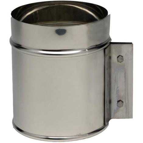 Collier de départ pour tubage inox O250