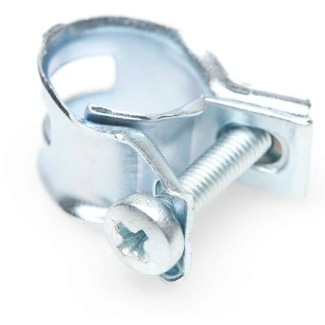 Collier de durite d'essence à vis diamètre 10 à 16 mm