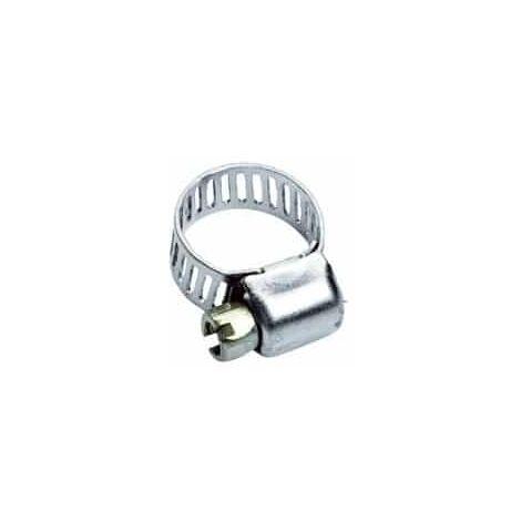 Collier de durite d'essence à vis diamètre 5,6 x 7 mm