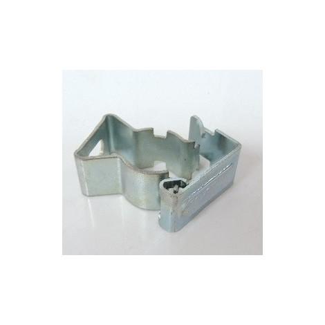 Collier de fixation métal pour tube acier MRL Ø 20mm (à l'unité) ARNOULD 09981