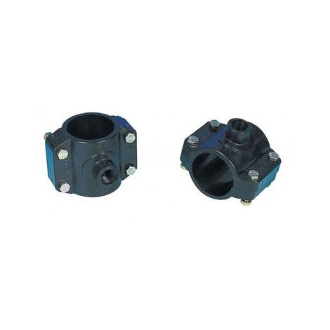Collier de prise en charge 50x1/2 AQUALUX pour pompe Doseco - PEC5015
