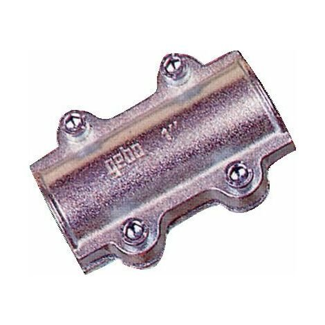 Collier de réparation long pour tube acier 26x34