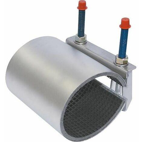 Collier de réparation Unifix Middle,longueur 100mm,joint EPDM serrage108-118mm