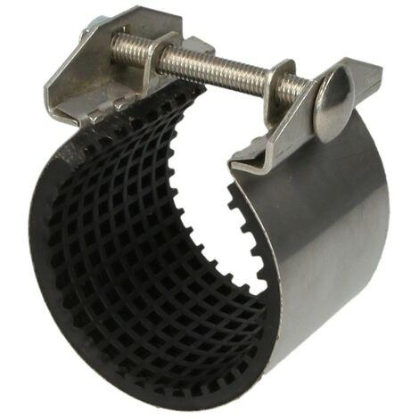 Collier de réparation Unifix Mini,longueur 60 mm, joint EPDM serrage 48-51 mm