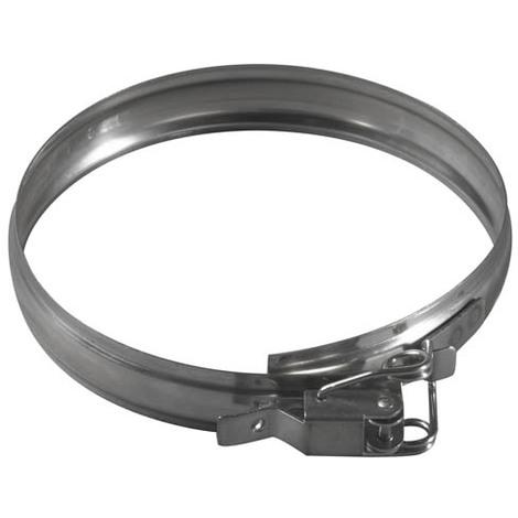 Collier de sécurité inox O125