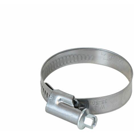 Collier de serrage en acier inoxydable - Ø 35-50 mm - Linxor
