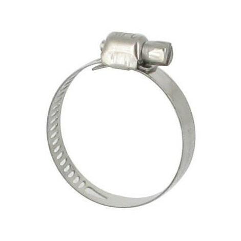 Collier de serrage inox - 18-28 mm (lot de 3)