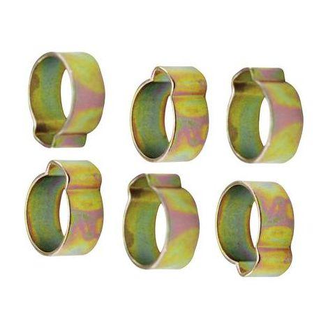 Collier de serrage pour air comprimé Aerotec Schlauchklemmen für 9x13 mm Schlauch lose Inhalt 1 Stück 2005026Z 1 pc(s)
