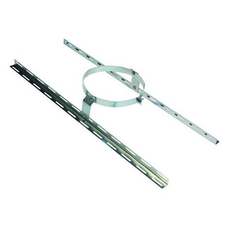 Collier de soutien inox/galva cs 155 a 230