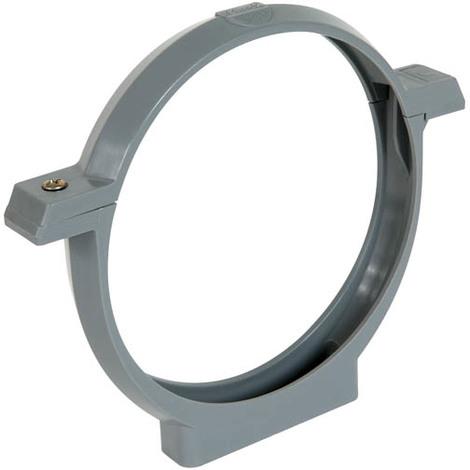 Collier PVC à bride embase 7X150