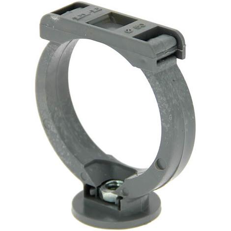 Collier PVC avec insert Ø50