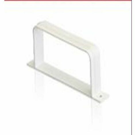 COLLIER RECTANGULAIRE TUBE D'EXTRACTION PVC 110X55 0555TB