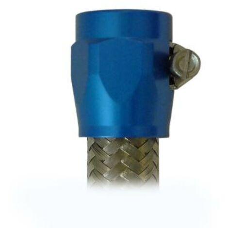 Collier Serflex Anodise Bleu 06