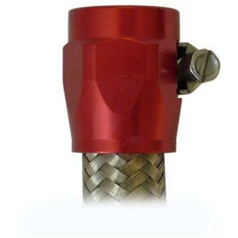 Collier Serflex Anodise Rouge 06