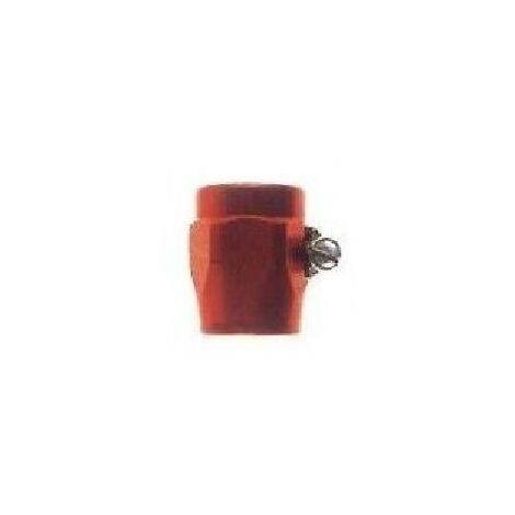 Collier Serflex Anodise Rouge 08