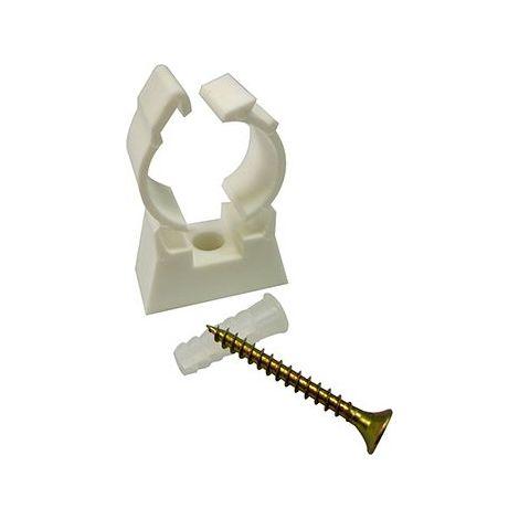 collier simple pour tube multicouche nu