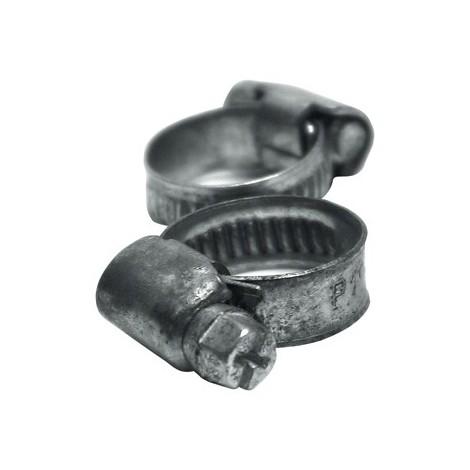 Collier tuyau d'arrosage Galv. 9 mm/16-25, 2 pièce
