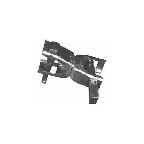 Colliers à clavettes orthoghonaux Ø49/49 ALTRAD VITO - U09P7 - -