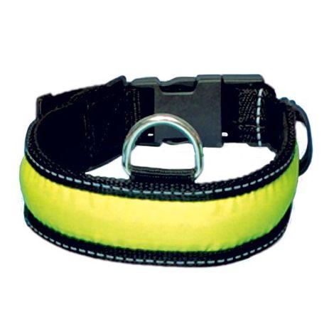 Colliers de sécurité lumineux pour chien Désignation : Colliers de sécurité lumineux | Longueur : 55 à 70 cm MORIN 1329