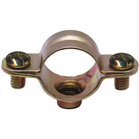 sachet de 10 collier simple pour tube de 32 mm