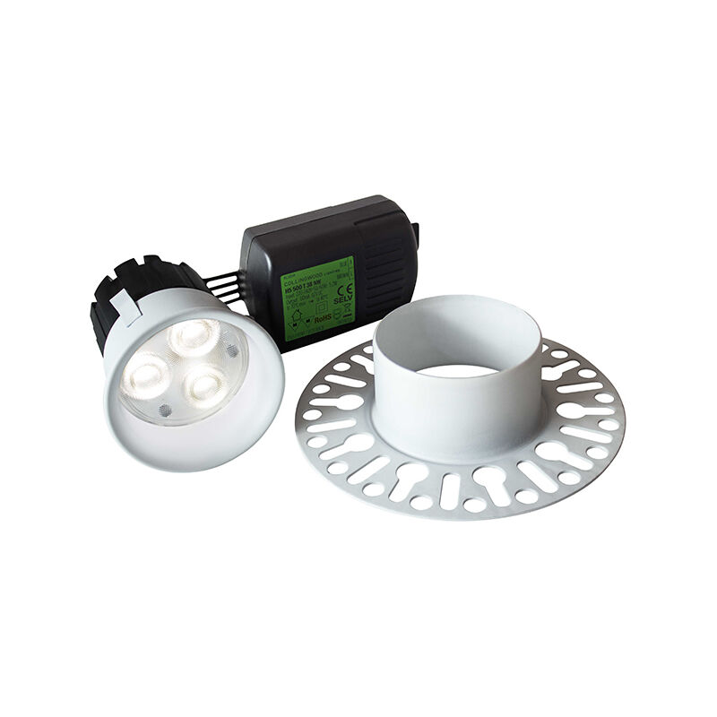 Image of Collingwood H5 Trimless 6W 38 Degree LED Downlight - Warm White