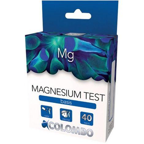 Colombo Marine Basis Magnesium Test 40 Tests x 1 (60277)