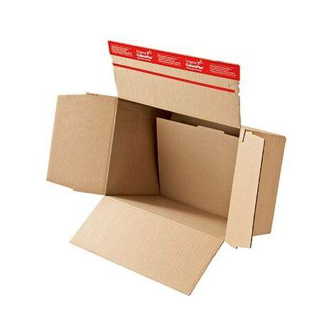 Colompac Carton d'expédition CP141.101 carton ondulé DIN A5 marron X010241