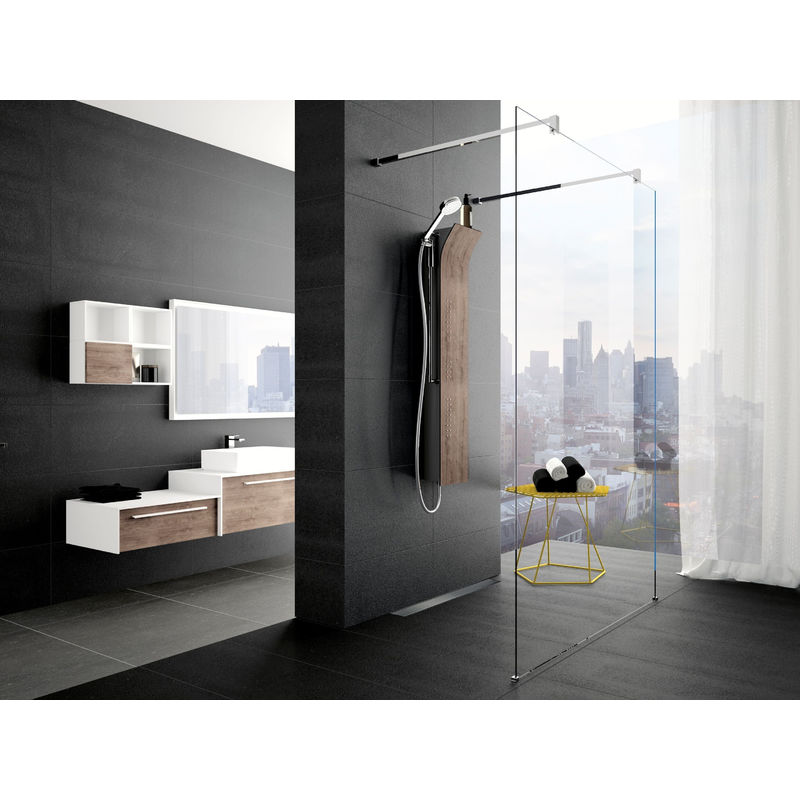 Colonna doccia attrezzata novellini vanity
