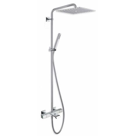 Colonne bain/douche thermostatique Quadri Bagno 300 QD18851