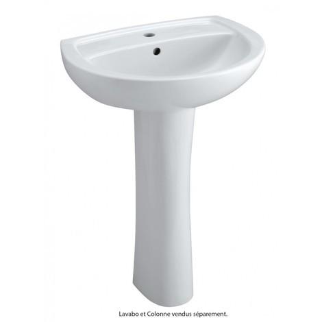 Colonne bastia 00186200 blanc