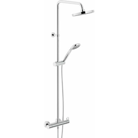 colonne de douche avec mitigeur thermostatique Nobili NEW ROAD RD00430/30CR | chrome
